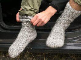 How to wash darn tough socks